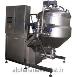 عکس سایر ماشین آلات تولید مواد غذاییدستگاه میکسر هموژنایزر تحت خلاء مدل ALPHA 700