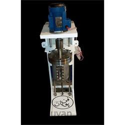 عکس راکتور (رآکتور)رآکتور تحقیقاتی 3000cc مجهز به همزن مگنت درایو دور متغیر و پنجره دید