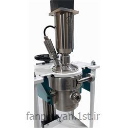عکس مخازن تحت فشارراکتور مطالعات شکل گیری هیدرات های گازی فشار بالا