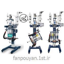 تأمین سفارشی انواع رآکتورهای شیشه ای آزمایشگاهی و ادوات جانبی