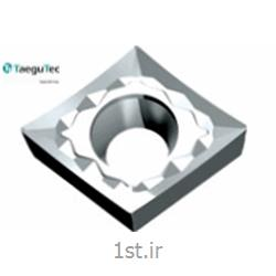 اینسرت ( تیغچه الماس ) تراشکاری تگوتک CCGT 09T304-FL K10 TaeguTec