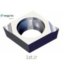 اینسرت ( تیغچه الماس ) تراشکاری تگوتک CCGT 030102L-FF CT3000 TaeguTec