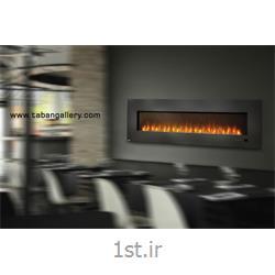 شومینه برقی طرح ال سی دی (LCD) مدل m215