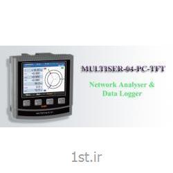 عکس سایر تجهیزات تحلیلی (آنالیزی)پاور آنالایزر KAEL مدل MULTISER-01-PC-TFT