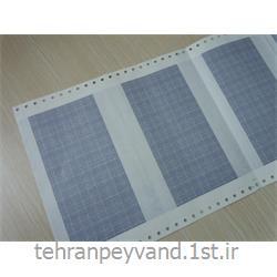 عکس کاغد خود کپی / بدون کاربن ( کاربن لس )فرم پیوسته 80 ستونی 2 نسخه کاربن لس