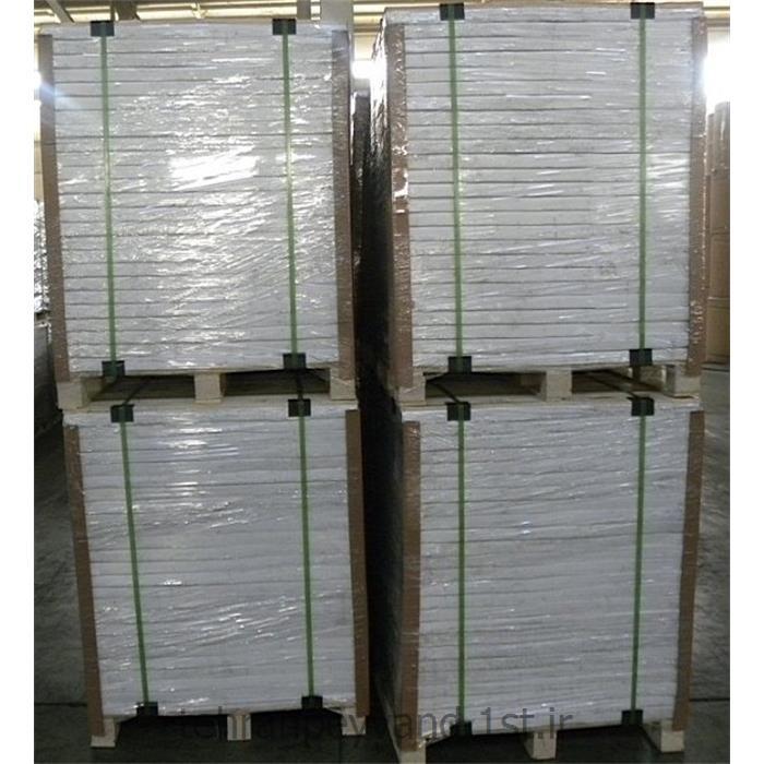 عکس کاغد خود کپی / بدون کاربن ( کاربن لس )کاغذ کاربن لس بند CB 60*90 سفید