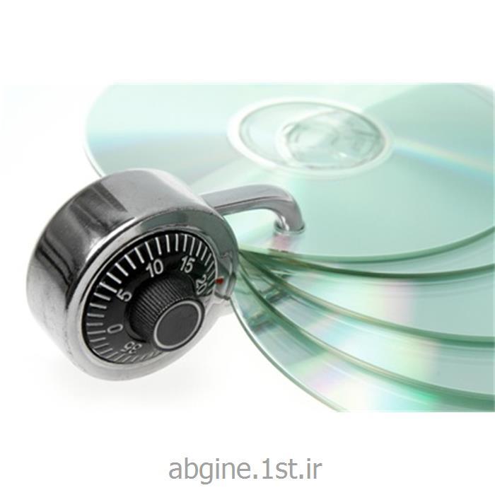 قفل گذاری بر روی سی دی