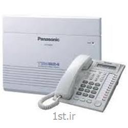 عکس جعبه سانترال (باکس سانترال)مرکز تلفن پاناسونیک KX-TES 824