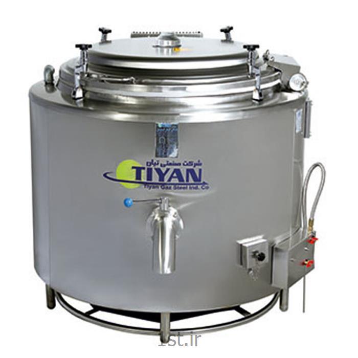 عکس تجهیزات پختپخت برنج تابان 2
