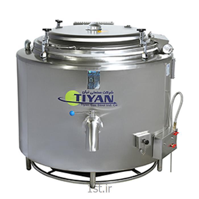 عکس تجهیزات پختپخت برنج تابان 3