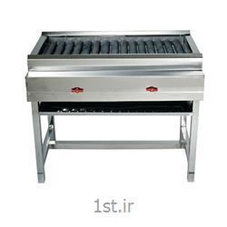 پخت کباب پز سنتی تمام استیل