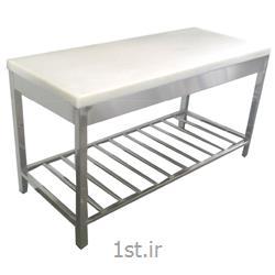 میز صنعتی سبزی خرد کنی