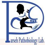 لوگو شرکت آزمایشگاه پاتوبیولوژی و ژنتیک پارسه
