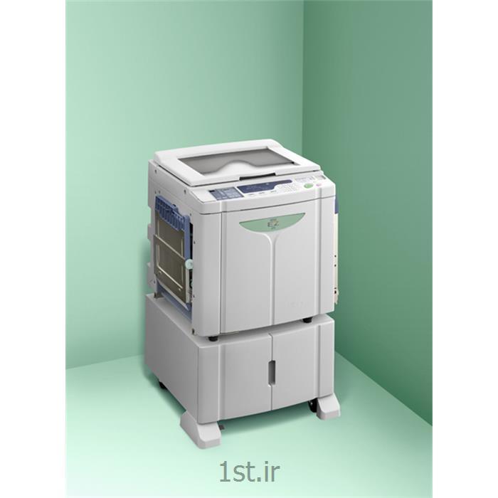 عکس دستگاه تکثیر دیجیتالدستگاه ریسو گراف مدل EZ-370