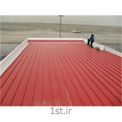 عکس صفحه فوم ای پی اس ( EPS Foam )ساندویچ پانل سقفی سوله کبیر پانل