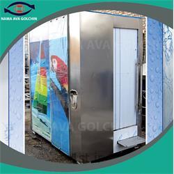 عکس سرویس بهداشتیسرویس بهداشتی دو چشمه مدل TG5-2