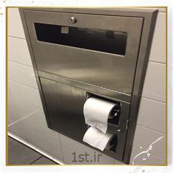 سرویس دستگاه دستمال کاغذی اتوماتیک رول بازکن استیل