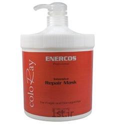 عکس سایر محصولات مراقبت از موماسک مو ترمیم کننده انرکوس - Enercos