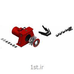 عکس خدمات تولید قطعات ماشین آلاتتوربین دستگاه شات بلاست