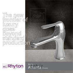 عکس شیرآلات وانشیرآلات ریتون مدل آتلانتا  - کروم