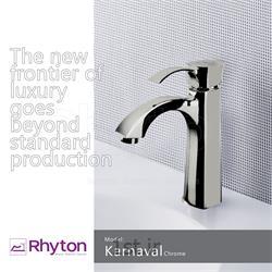 شیرآلات ریتون مدل کارناوال - کروم