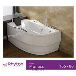 عکس وان و جکوزیجکوزی خانگی ریتون مدل موناکو