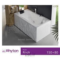 عکس وان و جکوزیجکوزی خانگی ریتون مدل راک 15070