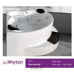 عکس وان و جکوزیجکوزی خانگی ریتون مدل کارناوال 140140