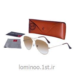 عینک آفتابی ری بن سری Aviator Large Metal مدل RB 3025 - 001/51