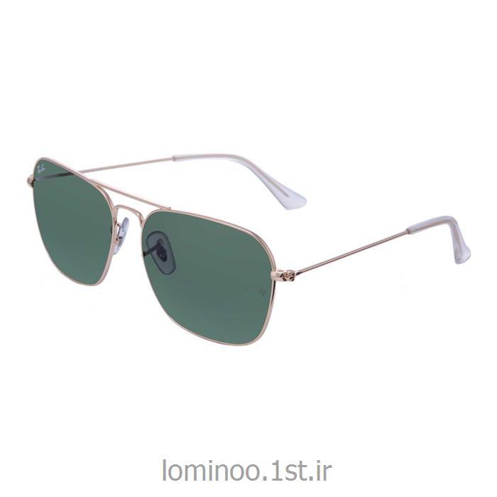 عینک آفتابی ری بن سری Caravan مدل RB 3136 001