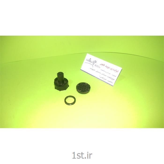 عکس سایر محصولات پلاستیکیقطعه سوکت باکلیتی 3