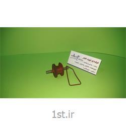 عکس سایر محصولات لاستیکیقطعه ضربه گیر سیلیکونی