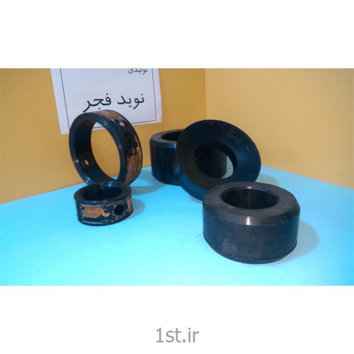 عکس قطعات و اتصالات لوله کشیقطعه سیل ترکیبی لاستیک (NBR )  باکلیت تقویت شده