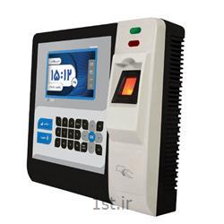 عکس دستگاه ساعت زنی (ورود و خروج)دستگاه کنترل تردد اثر انگشت و کارت هوشمند مدل ASR TA100