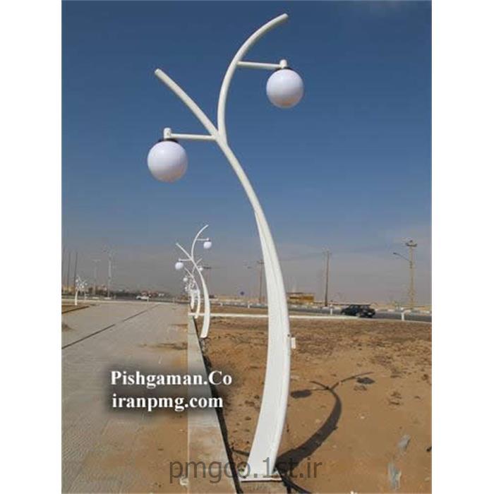 پایه روشنایی مدل درختی