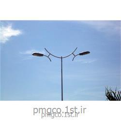 عکس سایر چراغ ها و محصولات مرتبط با روشناییپایه روشنایی 12 متری دو طرفه
