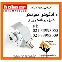 عکس سایر تجهیزات الکتریکیانکودر هالو شفت PR90H-21C3C-C هوهنر