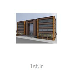 طراحی معماری و دکوراسیون داخلی اتاق کنفرانس کلینیک