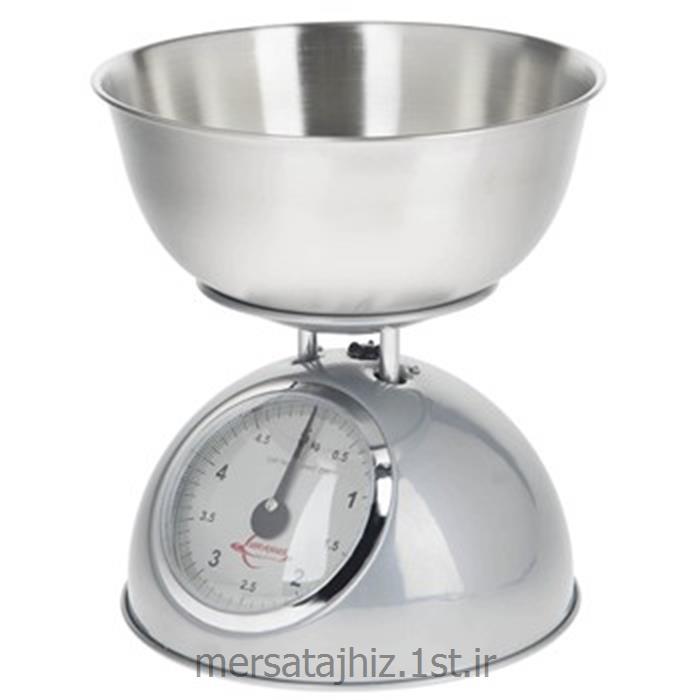 ترازوی آشپزخانه 5 کیلو گرمی تمام استیل