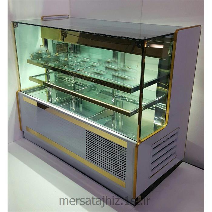 یخچال آکواریومی آشپزخانه صنعتی