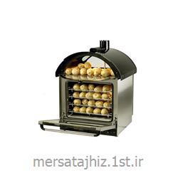 عکس سایر ابزارهای پخت و پزتنور سیب زمینی استیل صنعتی