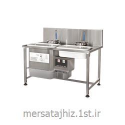 عکس سایر ابزارهای پخت و پزدستگاه بریدینگ استیل صنعتی