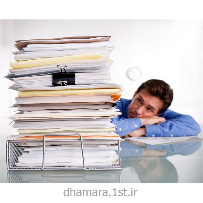 عکس سایر خدمات کامپیوتری و فناوری اطلاعاتساماندهی اسناد و مدارک
