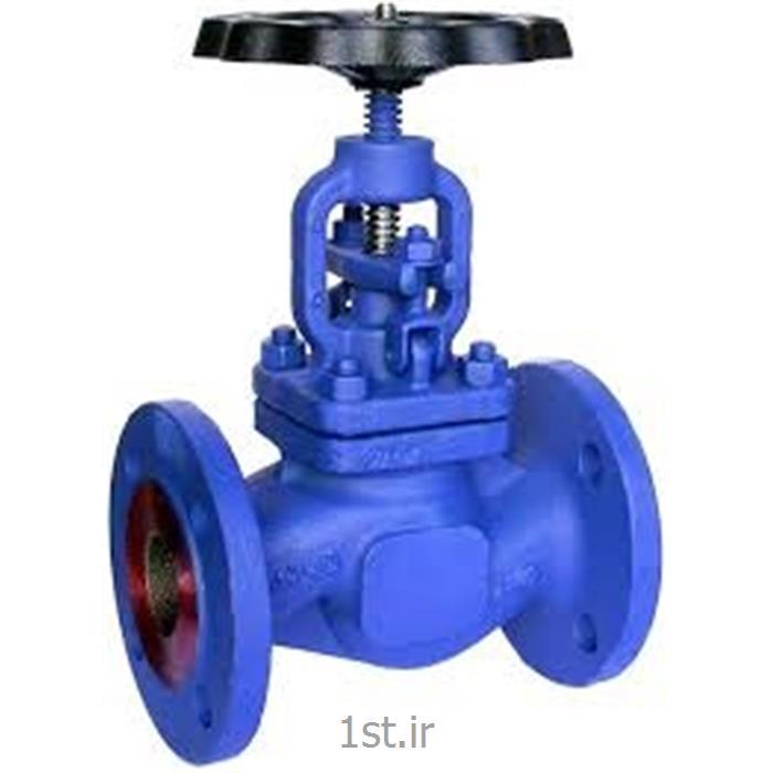 شیر فلکه چدنی سوزنی 3/4 اینچ ( globe valves )