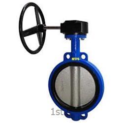 شیر چدنی پروانه ای 2 اینچ ( butterfly valves )