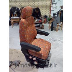 صندلی راننده قطار (راهبر مترو)