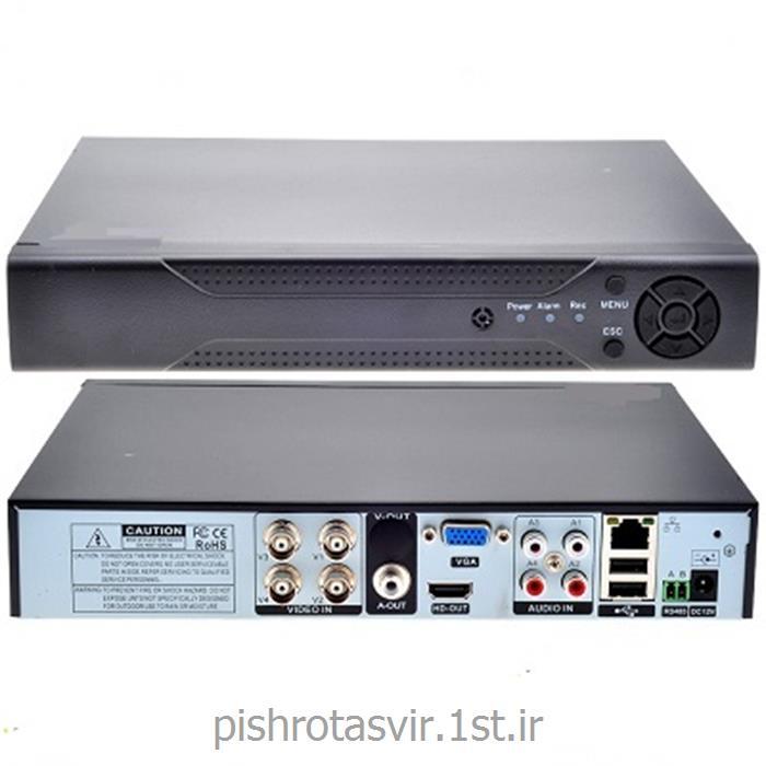 دستگاه  4DVR کانال  HV-XVR2004T1080N  هایت ویژن