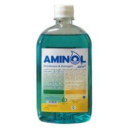 عکس مواد شوینده و پاک کنندهمحلول ضدعفونی کننده آمینول بی