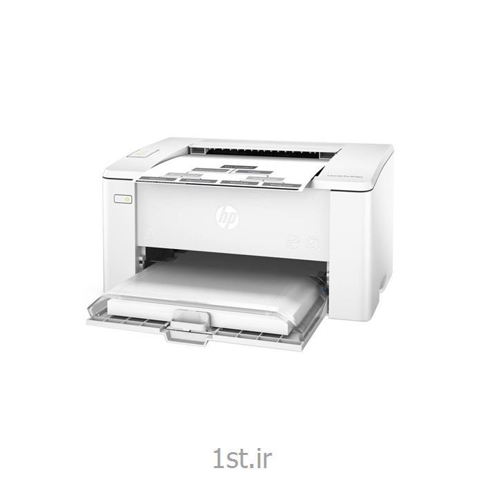HP Printer LaserJet Pro M102a پرینتر تک کاره لیزری M102a سیاه و سفید اچ پی  
