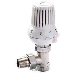 عکس قطعات و تجهیزات سرمایشی، گرمایشی و تهویه مطبوعشیر ترموستاتیک رادیاتور ( زاویه دار )